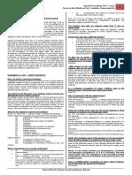 Special Proceedings TSN 1st Exam_2014