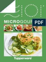 Receitas Microgourmet Tupperware