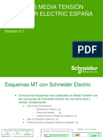 Esquemas Media Tensión Con Schneider Electric