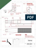 hammer shaft- sheet1