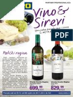 Metro Katalog Vino i Sirevi