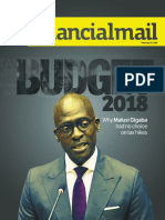 Financial Mail Budget Edition 2018