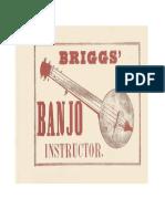 Briggs Banjo Instructor