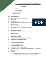 Plan de Contingencia Ante Lluvias 2018 Viscatan Del Ene