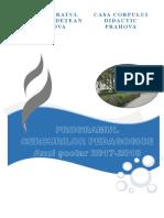 Cercuri Pedagogice Brosura 2017-2018