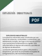 Explosivos Industriales