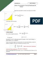 3 Apuntes de Teorema Fundamental Del Calculo