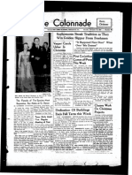 The Colonnade, December 10, 1938