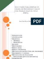 Pasos o Fases Para Diseñar Un Programa de (1)