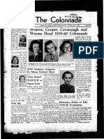 The Colonnade, April 8, 1939