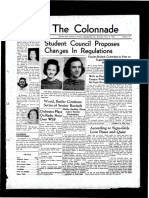 The Colonnade, May 13, 1939