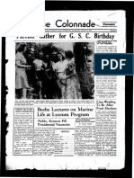 The Colonnade, October 14, 1939