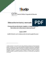 Brunner - educacion terciaria y mercado laboral.pdf