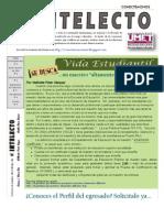 Periodico El Intelecto Volumen 2 Numero 1_sept2010