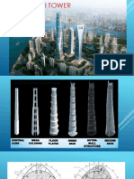 Prezentare Shanghai Tower
