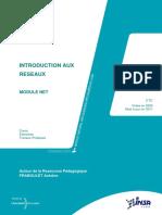 RPNE000108PPbon Livre Introduction Aux Réseaux