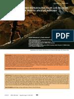 Historia Exploraciones Picos de Europa