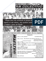 Revista Maestro Colectivo