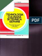 XII Chirvasuta a. & Grigoriu v. - Tehnologia Culinara Si Tehnica Servirii 1982