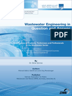 Wastewater Engineering in Question and Answer