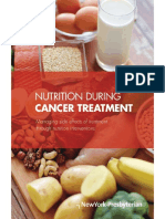 Nutrition During Cancer Treatment Cookbook