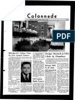 The Colonnade, March 14, 1942