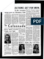 The Colonnade, April 25, 1942