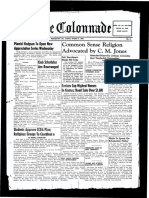 The Colonnade, October 5, 1943
