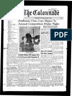 The Colonnade, November 23, 1943