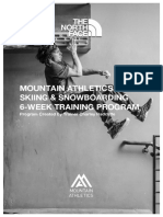 Mountain Athletics - Facebook Live Program