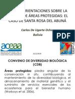 Área Modelo De Manejo del Bosque Santa Rosa del Abuná, Bolivia