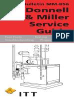 Handbook - Mcdonnell Miller Service Guide