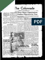 The Colonnade, September 26, 1944