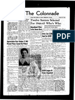 The Colonnade, October 24, 1944