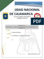 Practicas N 06 de Lab Quimica  Analitica