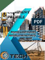 G.Tech  company profile, chittagong ,bangladesh