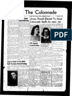 The Colonnade, February 7, 1945