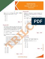 Uni 2016-II Matemática - Respuestas
