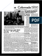 The Colonnade, November 28, 1950