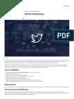 Diploma in Social Media Marketing Visio Learning