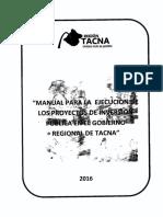 Manual Ejecucion Pip 2016