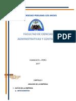 Plan de Marketing El Meson