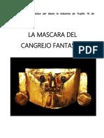 La Mascara Del Cangrejo Fantasmaa