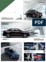 Brochure Sonata 2015