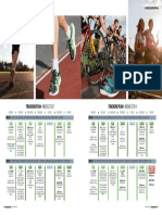 4 Week Duathlon Training Plan