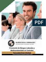 Uf0560 Prevencion de Riesgos Laborales Y Medioambientales en Centrales Termoelectricas Online
