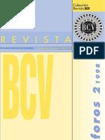 Encuentro Nacional de Economia_ Venezuela Coyuntura Economica 1998 -1999
