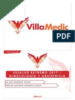 EE 17 - Ginecología y Obstetricia - Online