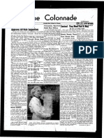 The Colonnade, May 29, 1952