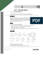 Math Paper Practice